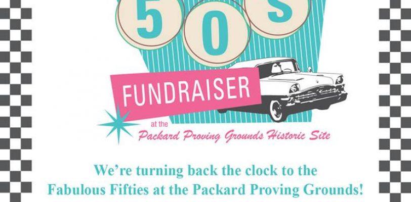 Fabulous 50's Fundraiser