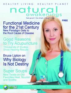 Natural Awakenings Detroit January 2016 Cover