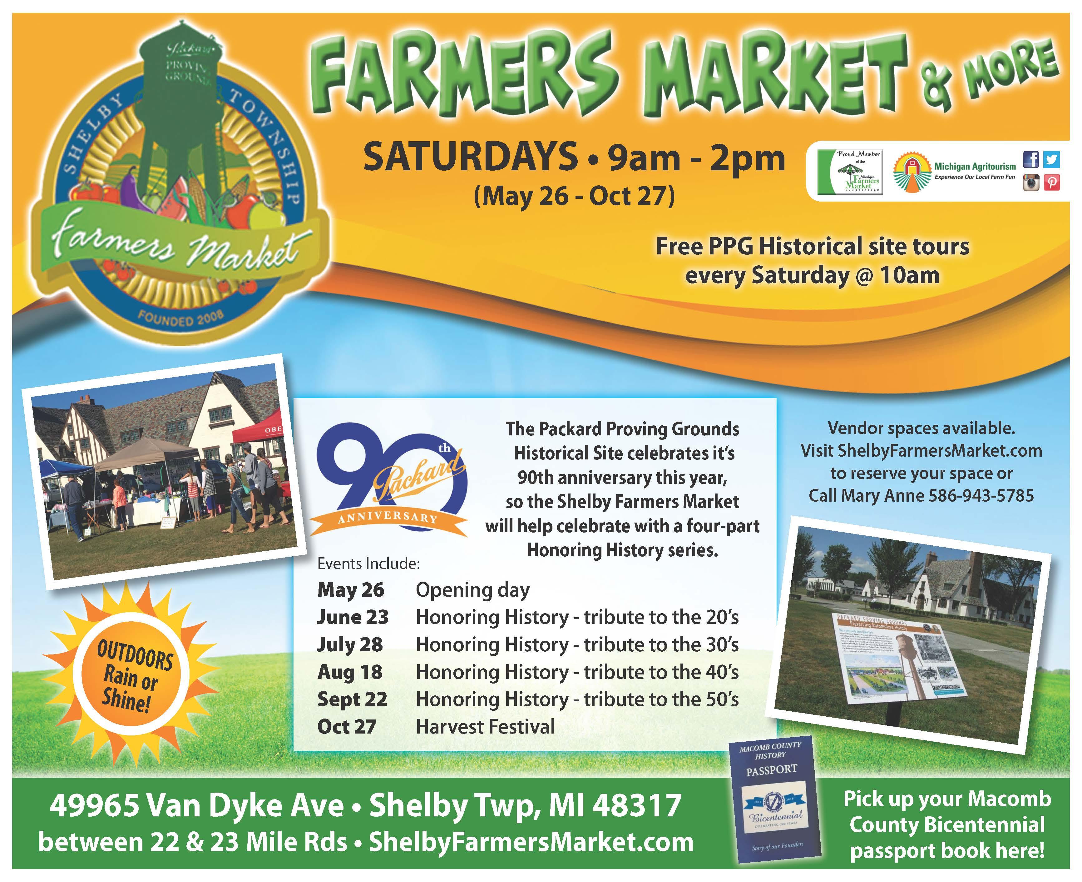 shelby Farm Market 2018
